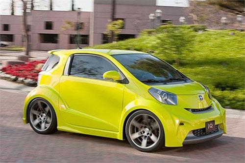 Những mẫu xe tiết kiệm nhiên liệu nhất năm 2012 - 4