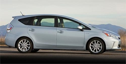 Những mẫu xe tiết kiệm nhiên liệu nhất năm 2012 - 6