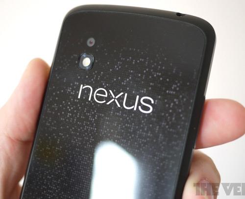 Đánh giá LG Google Nexus 4 - 3