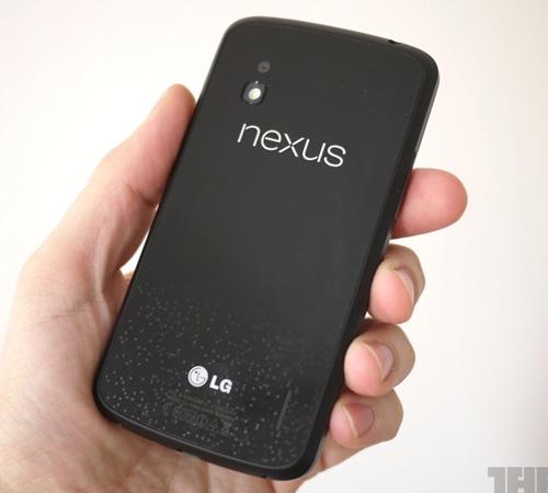 Đánh giá LG Google Nexus 4 - 4
