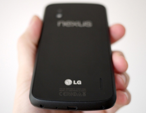 Đánh giá LG Google Nexus 4 - 5