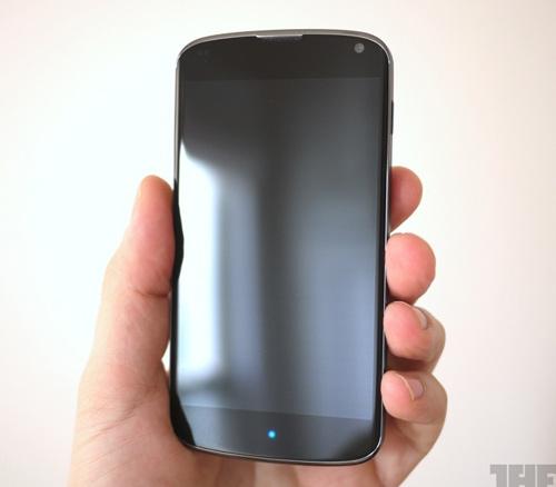 Đánh giá LG Google Nexus 4 - 6