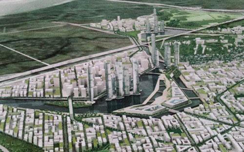 HN sắp có thêm khu đô thị lớn tại Gia Lâm - 1