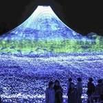 Du lịch - Lễ hội đèn rực rỡ ở Nhật Bản