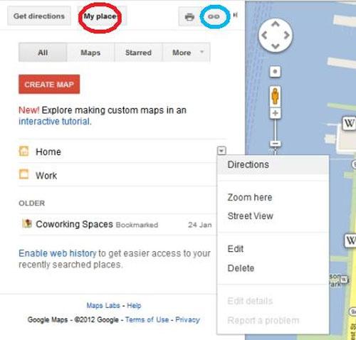 Google Maps: 8 thủ thuật hữu ích nên biết - 1