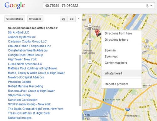 Google Maps: 8 thủ thuật hữu ích nên biết - 4
