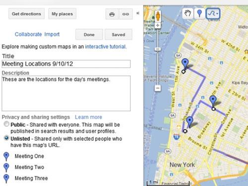 Google Maps: 8 thủ thuật hữu ích nên biết - 8