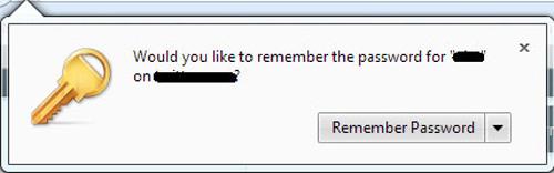 Lấy lại mật khẩu đã lưu trên Firefox và Chrome - 1