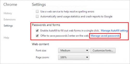 Lấy lại mật khẩu đã lưu trên Firefox và Chrome - 7