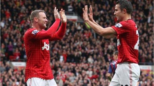 Rooney–Persie: Cơn ác mộng của A.Villa - 1