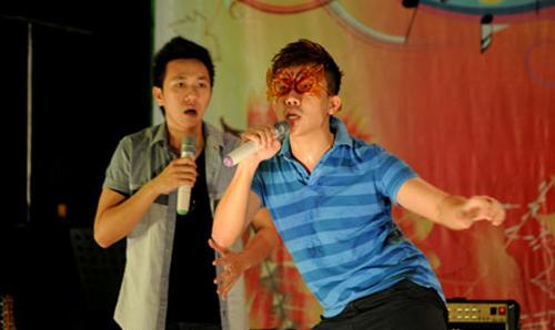 Dương Triệu Vũ lại ma quái trên sân khấu - 19