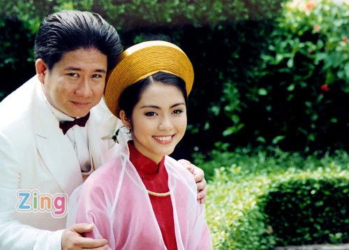 Bất ngờ ảnh cưới của Hà Tăng - 1