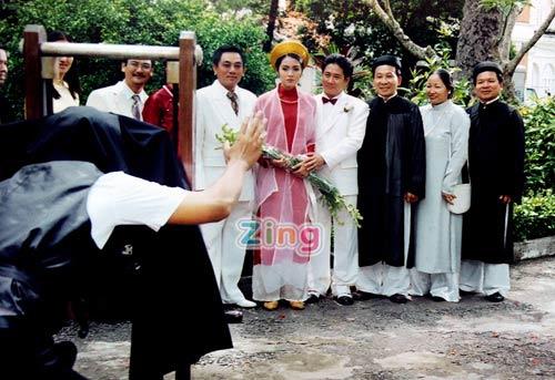 Bất ngờ ảnh cưới của Hà Tăng - 13