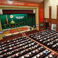 Quốc hội quyết định tăng lương từ 1/7/2013