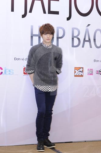 Jae Joong: Tôi còn quá nhỏ để yêu - 2