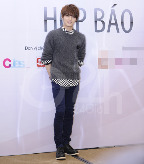 Jae Joong: Tôi còn quá nhỏ để yêu - 1