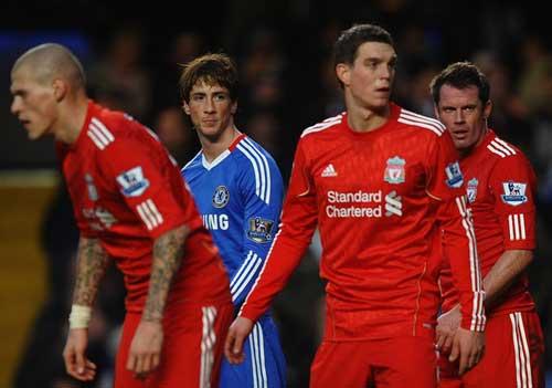 Chelsea-Liverpool: Những điểm nóng trên sân - 1