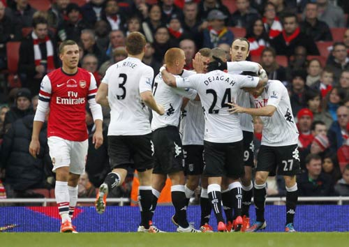 Arsenal - Fulham: Derby nghẹt thở - 1