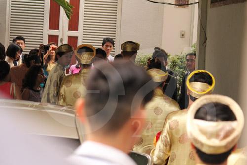 Hình ảnh đầu tiên đám cưới Hà Tăng - 8