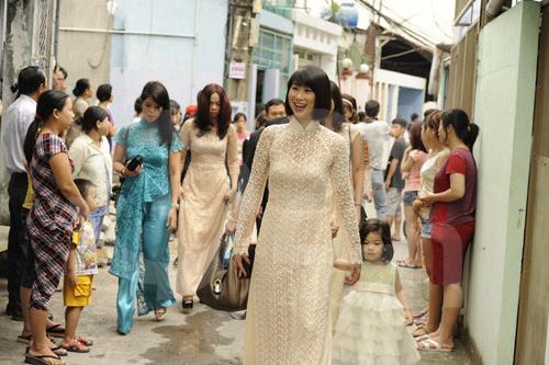 Hình ảnh đầu tiên đám cưới Hà Tăng - 17