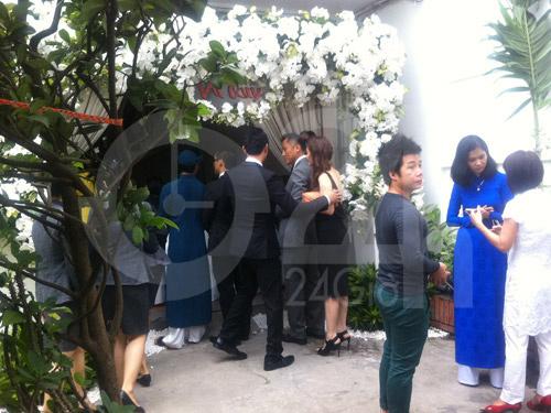 Hình ảnh đầu tiên đám cưới Hà Tăng - 12