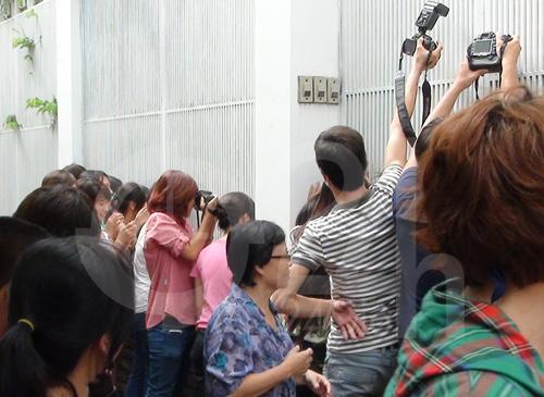 Toàn cảnh lễ rước cô dâu Hà Tăng - 18