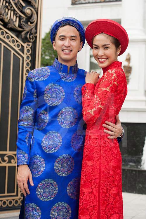 Toàn cảnh lễ rước cô dâu Hà Tăng - 3