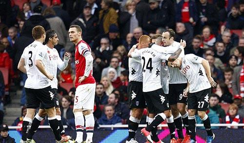 Arsenal: Khi nào tỉnh cơn mê? - 1