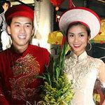 Phim - Hình ảnh đầu tiên đám cưới Hà Tăng
