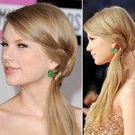 Làm đẹp - Tóc lệch duyên dáng như Taylor Swift