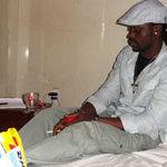 An ninh Xã hội - Bắt trùm ma túy gốc Phi và người tình