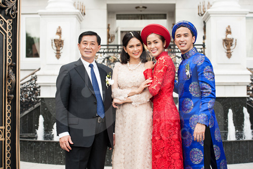 Ngỡ ngàng với mẹ chồng Hà Tăng - 3