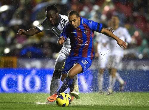 Levante - Real: Cậy nhờ sao trẻ - 1