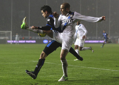 Atalanta - Inter: Đứt mạch thăng hoa - 1