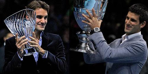 CK WTF 2012: Djokovic-Federer & cái kết trong mơ - 1
