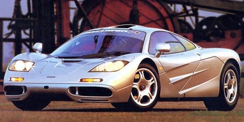 "McLaren F1 rao bán giá ""khủng"" - 1"