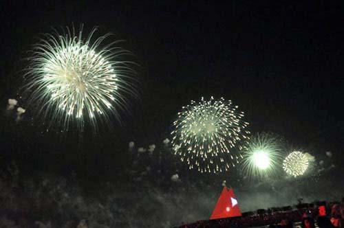 Chiêm ngưỡng màn pháo hoa lớn nhất thế giới - 3
