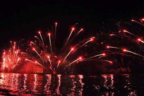 Chiêm ngưỡng màn pháo hoa lớn nhất thế giới - 6
