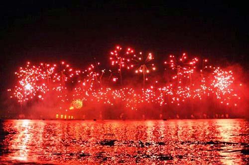 Chiêm ngưỡng màn pháo hoa lớn nhất thế giới - 7