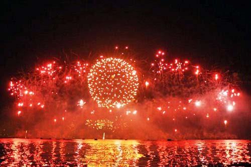 Chiêm ngưỡng màn pháo hoa lớn nhất thế giới - 8