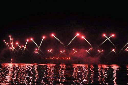 Chiêm ngưỡng màn pháo hoa lớn nhất thế giới - 9