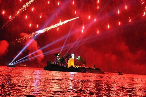 Chiêm ngưỡng màn pháo hoa lớn nhất thế giới - 10