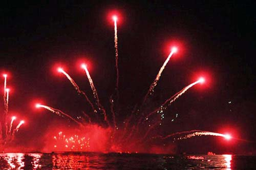 Chiêm ngưỡng màn pháo hoa lớn nhất thế giới - 11