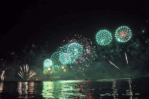 Chiêm ngưỡng màn pháo hoa lớn nhất thế giới - 12