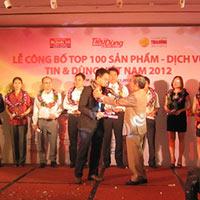 Dầu gội Thái Dương - Top 100 sản phẩm Tin & Dùng