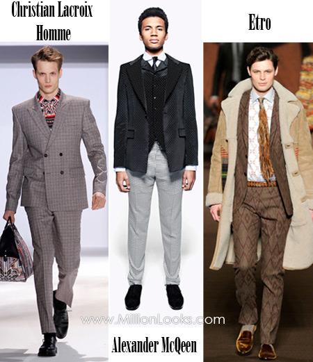 Thu đông 2012/2013: Nam giới mặc gì? - 2