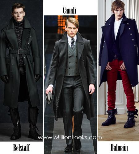 Thu đông 2012/2013: Nam giới mặc gì? - 6