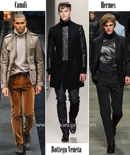 Thu đông 2012/2013: Nam giới mặc gì? - 9