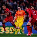 Bóng đá - Mallorca - Barca: Messi vượt Pele