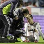 Bóng đá - Ronaldo đổ máu mắt trên sân Levante